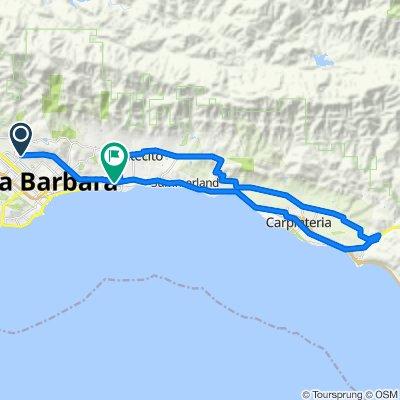 Carp Route
