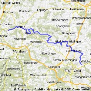 Walzbachtal-Fellbach