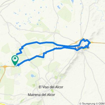 De Autovía del Sur, Carmona a Calle del Pino Verde, 25–34, Carmona