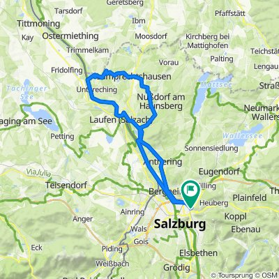 Salzburg – nördlicher Flachgau