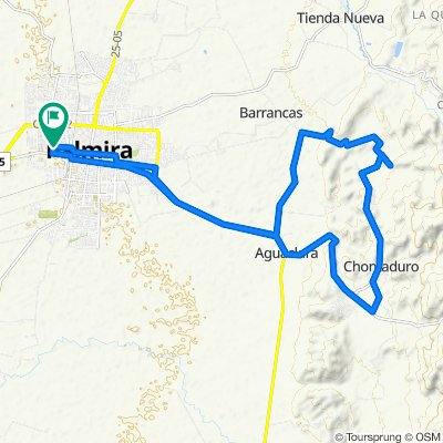 De Carrera 40 3303, Palmira a Carrera 40 3318, Palmira