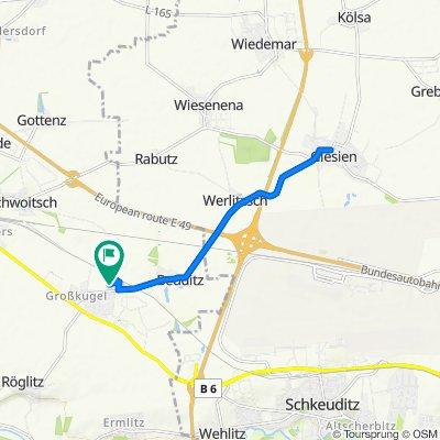 Am Beuditzer Weg 206, Kabelsketal nach Am Beuditzer Weg 152, Kabelsketal