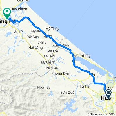 Hue to DMZ Quang Tri with Hoi An Private Car