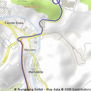 Sector 2 ciclismo - tramo 1 (Salida Boxes)
