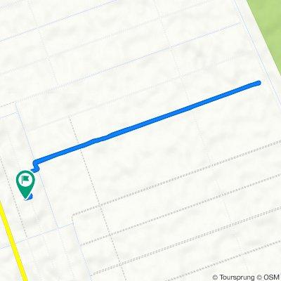 Unnamed Road, Sekinchan to Unnamed Road, Sekinchan