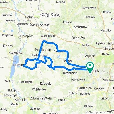 Fundacja Tu Brzoza - trasa rowerowa