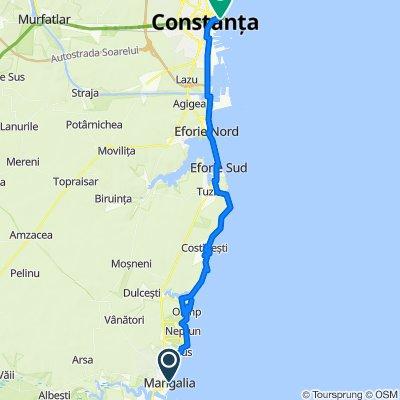 Mangalia-Constanta