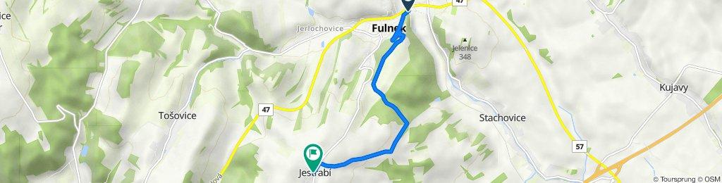 Fulnek-Jestřabí