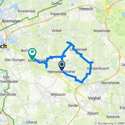 Route van Plein 1969 46–56, Heeswijk-Dinther