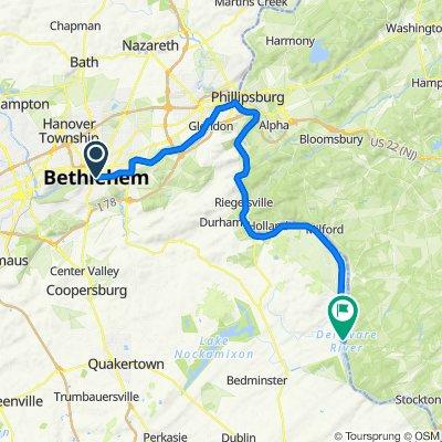 D&L Bethlehem to Smithtown
