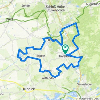 Senne-Parcours Hövelhof