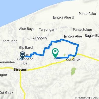 Jalan Laksamana Malahayati 48, Kota Juang to Unnamed Road, Kota Juang