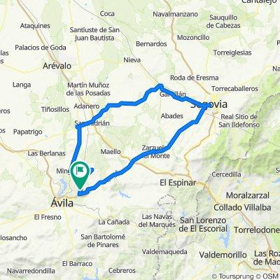 Segovia Loop