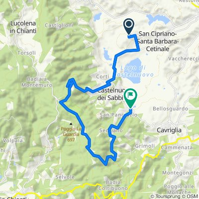 Trailforks Ride Plan