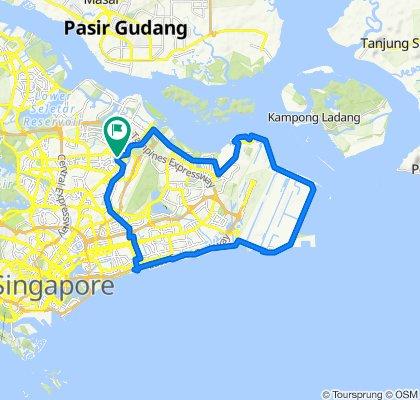 11 Hougang Avenue 10, Hougang to 11 Hougang Avenue 10, Hougang