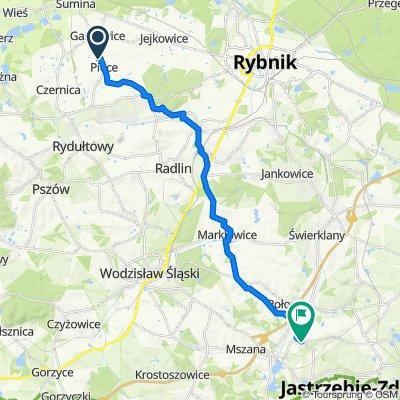 Zielona 6A, Gaszowice do Połomska 83, Jastrzębie-Zdrój