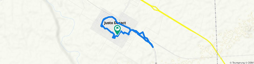 De Juan Ceballos, Justo Daract a Juan Ceballos, Justo Daract