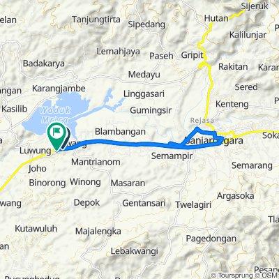 Jalan Campur Salam, Bawang to Jalan Campur Salam, Bawang
