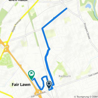 Fair Lawn Avenue 20-19 to Langan Court 22, Fair Lawn