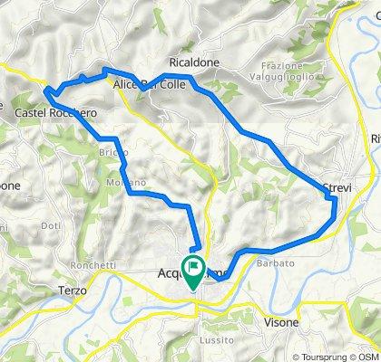 Da Via Goito 74, Acqui Terme a Via Goito 47, Acqui Terme