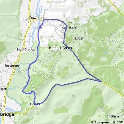 Training Route Two