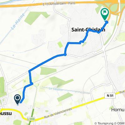 Parc Saint-Ghislain