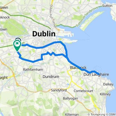 Slow ride in Dublin 12
