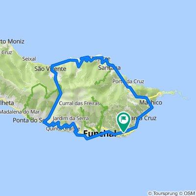 Meia Volta Madeira - Este