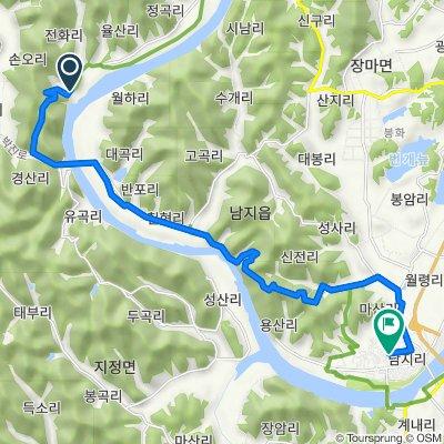 Nakseo-myeon 1238-1, Euiryeong to Namji-eup 971-7, Changyeong