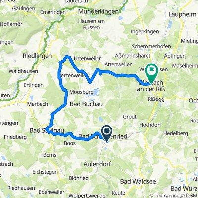 Bad Schussenried-Saulgau-Biberach