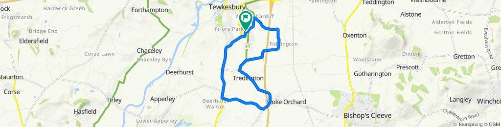 18 Hawkmoth Close, Tewkesbury to 18 Hawkmoth Close, Tewkesbury