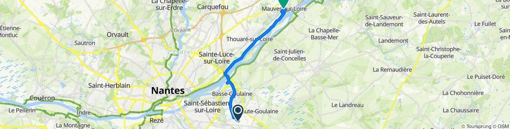 Mauve sur Loire