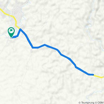 Jalan Muara Simpang, Lembah Malintang to Jalan Muara Simpang, Lembah Malintang