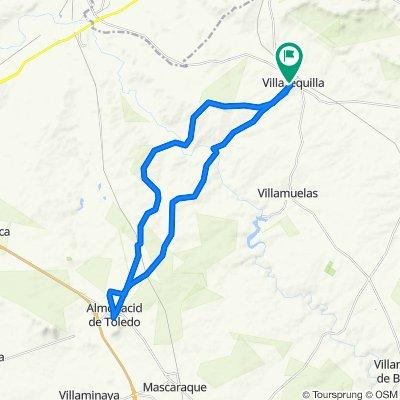 Villasequilla - Almonacid de Toledo