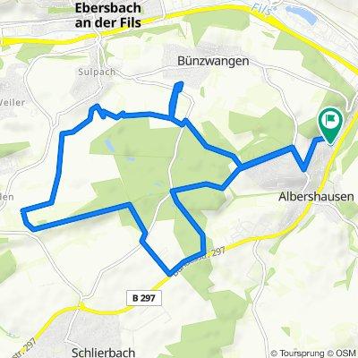 Waldeckstraße 18, Albershausen nach Waldeckstraße 18, Albershausen