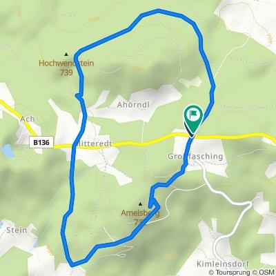 🦮🚶♀️🚶♂️🇦🇹Kopfinger Wanderweg Nr:2+3 Schöfberg-Ameisberg mit Lenny mit🎥07.11.20.