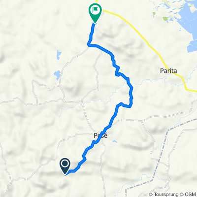 De Unnamed Road a 32-15 32-15, Potuga