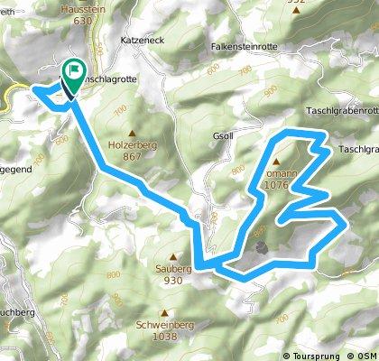 Hobby-Trophy FUN Race 20km 900hm