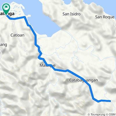 Rizal, Capalonga to Rizal, Capalonga