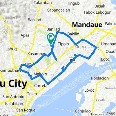 Easy ride in Mandaue-cebu