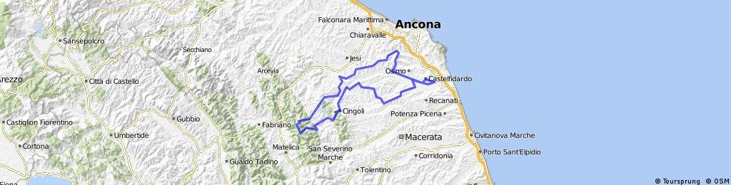 Antico Condado di Osimo - Percorso agonistico lungo #1