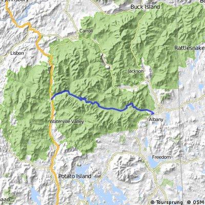 Kancamagus Hwy, New Hampshire USA