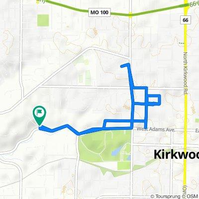 214 Lindeman Rd, Kirkwood to 214 Lindeman Rd, Kirkwood