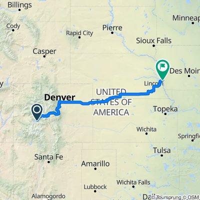 Denver - Lincoln