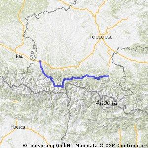 TDF 9.Etappe Tarbes - Foix