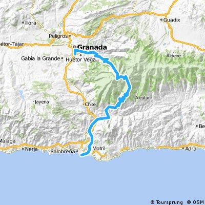 Granada-Veleta-Playa 23/08/08 - GR179