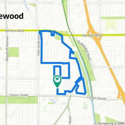 4148 Monogram Ave, Lakewood to 4148 Monogram Ave, Lakewood