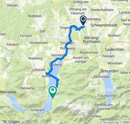 Talita Kum Route Wien - Rom