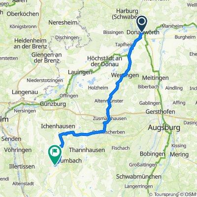 Donauwörth - Oberrieder Weiher 16.9.2020