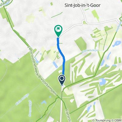 Sint-Jobsteenweg, Schilde naar Kattenhoflaan 49, Brecht